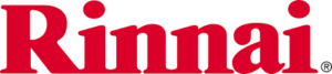 Rinnai's full line of water heaters